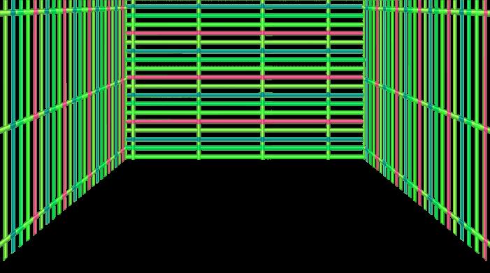 Zielona siatka