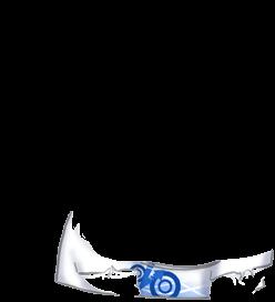 Adoptuj Chomik Niebieski plusz