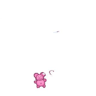 Adoptuj Mysz Różowy plusz