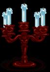 Valentine's Candlestick