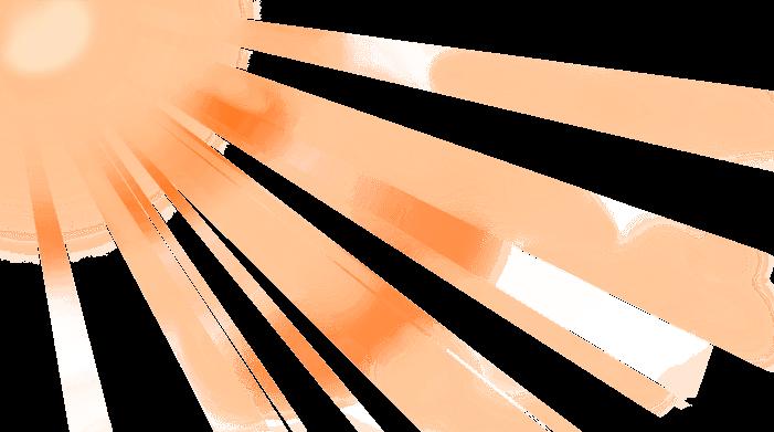 Promienie słoneczne