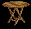 Odkryty stół
