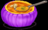 Soupe de Potiron Halloween 2013