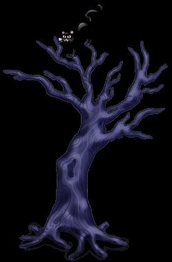 Halloween Twisted Tree