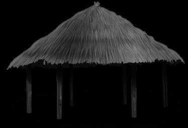Chata na plaży