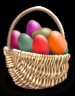 Kosz jajek