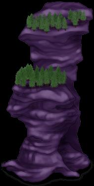 Kolumna Viking Rock