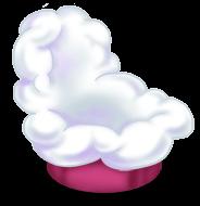 Krzesło w chmurze