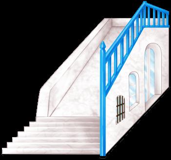 Blok klatek schodowych Grecja 2