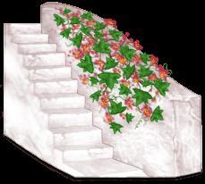 Blok klatki schodowej w Grecji