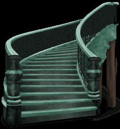 Schody Dark Castle
