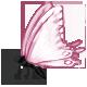 Wielkanocny motyl 2