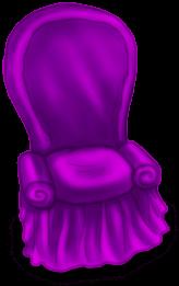 Fotel Świętego Mikołaja