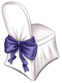 Krzesło weselne