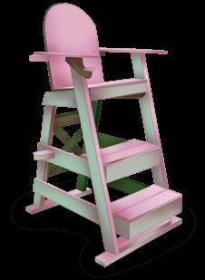 Krzesło ratownika