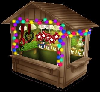 Chata bożonarodzeniowa