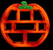 Półka na Halloween