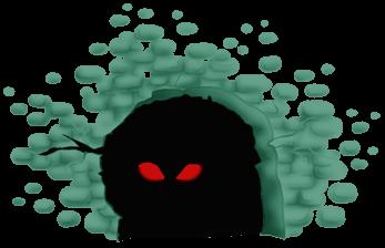 Halloween Rat Hole