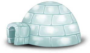 Igloo Snow