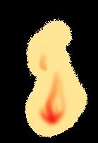 Flamme Démon