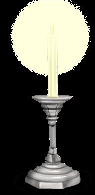 Żyrandol Gothica
