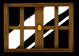 Okno czarownicy