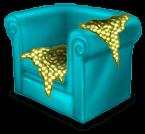 Fotel dziecięcy