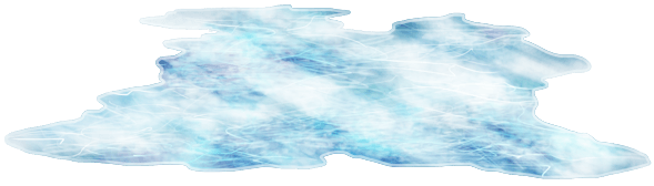 Zamarznięta łyżwiarz jeziora