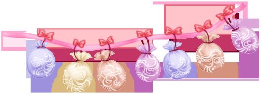 Tort weselny Balony wianek