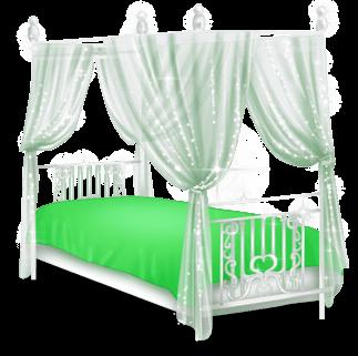Dziewięć łóżek