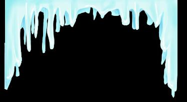 Lodowa wróżka zimy