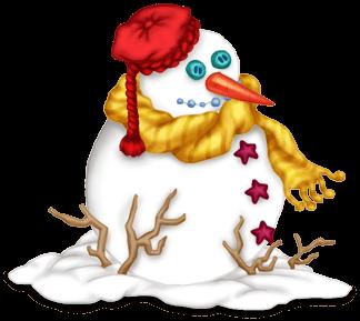 Boże Narodzenie bałwana