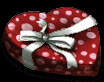 Świąteczne Adwentowe Serce