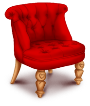 2013 Avent fotel