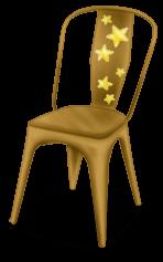 Krzesło adwentowe