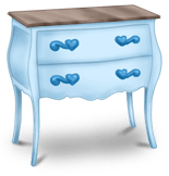 Commode Avent 2013