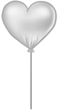 Balon Walentynki