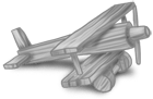 Drewniany samolot