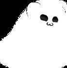 Halloweenowy duch
