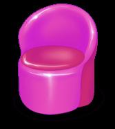 Fotel Poussin