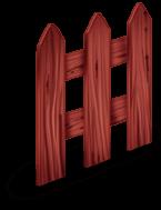 Drewno żywopłotowe