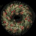 Boże Narodzenie wieniec