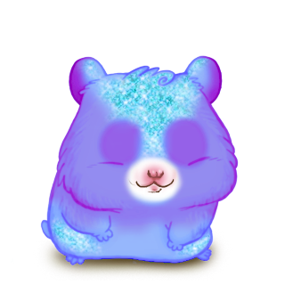 Adoptuj Chomik Neon