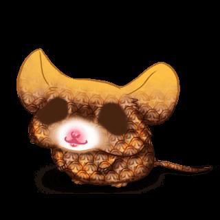 Adoptuj Mysz Ananas