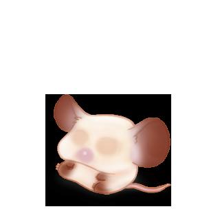 Adoptuj Mysz Bigout