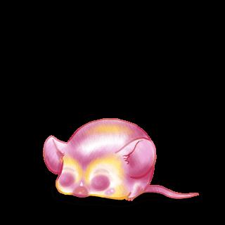 Adoptuj Mysz Brązowe paski