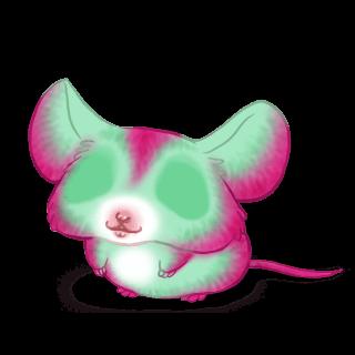 Adoptuj Mysz Foustache