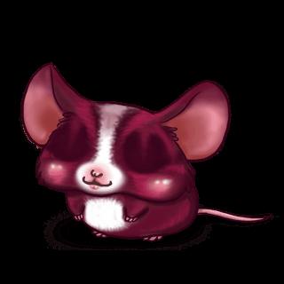Adoptuj Mysz Fuksja