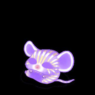 Adoptuj Mysz Różowyfioletowy