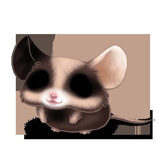 Adoptuj Mysz Mandou